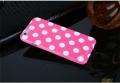 Чехол Peas Горошек Light Pink Св. Розовый для IPhone 6/6s