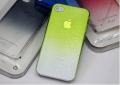 чехол Raindrop Капли Дождя Желтый для IPhone 4/4s
