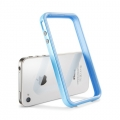 Чехол SGP Case Neo Hybrid EX Series Tender Blue for iPhone 4 s