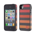 Чехол Speck FabShell Burton Hydrant Big Stripe Fade для IPhone 4