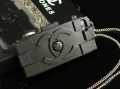 чехол Chanel Lego Black Черный для IPhone 5/5s