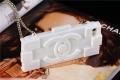 чехол Chanel Lego White Белый для IPhone 5/5s
