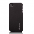 чехол SPG Matte hard case Black Черный  для IPhone 5/5s