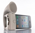 Горн для IPhone 4/4s Белый