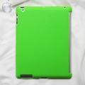 Чехол-крышка для iPad 2 и iPad 3 Зеленая Эластичная