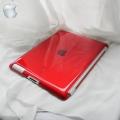 Чехол-крышка для iPad 2 и iPad 3 Красная Пластик