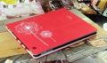 Одуванчик Смарт Ультра-тонкий чехол для iPad 2 и iPad 3 Красный