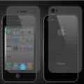 Комплект матовых пленок for IPhone 4, 4s от Screen Guard