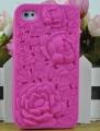 Чехольчик SweatchEasy Blossom на iPhone 4S, розовый Цветок Bloss