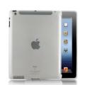 Чехол-крышка для iPad 2 и iPad 3 Прозрачная Эластичная