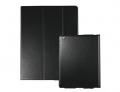 Кожаный ультратонкий чехол для Ipad 2 / 3 New Ipad Черный