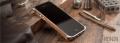Деревянный бампер Ronin First Edition iPhone 5 Case gold