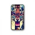 Чехол тигр желтый для IPhone 44s
