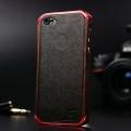Деревянный бампер Ronin Bocote Красный Red для IPhone 5