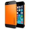 Защитный чехол SGP Slim Armor Оранжевый для IPhone 5/5s
