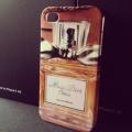 Чехол Парфум Miss Dior Cherie для iPhone 5/5s