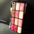 Чехол Набор Теней Разноцветный для iPhone 4/4s