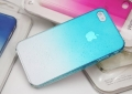 Чехол для iphone 4/4s Raindrop Blue Капли Дождя Синий