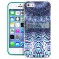 чехол  для IPhone 44s  Justcavalli Wild Mandala Зеленый