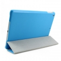 Чехол смарт кейс для ipad 5 air голубой