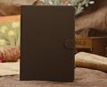 Чехол для ipad 5 Air  книжка коричневая