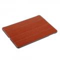 Чехол для Ipad 5 Air кожный ультратонкий коричневый