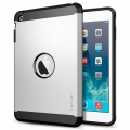 Чехол для Ipad 5 Air  SGP Tough Armor Satin Silver