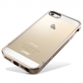 Чехол для iPhone 5S / 5 Case Linear Crystal шампань