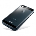 Чехол для iPhone 5S / 5 Case Linear Crystal Черный