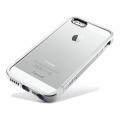 Чехол для iPhone 5S / 5 Case Linear Crystal Серебро