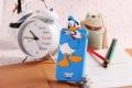 Силиконовый чехол Disney Дональд Дак Donald Duck для Iphone 5/5s