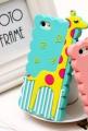 чехол для IPhone 5/5s Cute Animal Giraffe