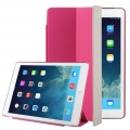 чехол с крышкой Smart Case Ярко Розовый для iPad Air 5