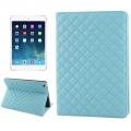 Кожаный чехол Голубой для iPad Air 5