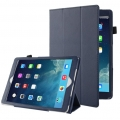 Кожаный чехол Smart Case  Темно синий для iPad Air 5
