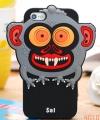 чехол Монстер Monster SA! Черный для iPhone 5/5s