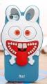 чехол Монстер Monster RA! Серый для iPhone 5/5s