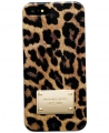 чехол для IPhone 5/5s Michael Kors Леопард Коричневый
