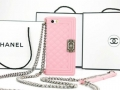 чехол для IPhone 5/5s Chanel Boy Светло Розовый