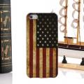 Чехол ретро флаг Usa для Iphone 5 / 5s