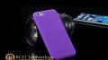 Силиконовый чехол Purple Фиолетовый для IPhone 6