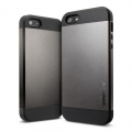 iPhone 5 Case Slim Armor Gun meta Sgpl