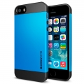 iPhone 5 Case Slim Armor Dodger Blue