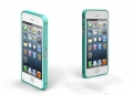 iphone 5 Cross-Line Aluminum Ultrathin 0.7мм  Tiffany