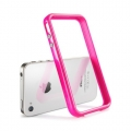 sgp iphone 4 / 4s case neo hybrid 2s Hot Pink