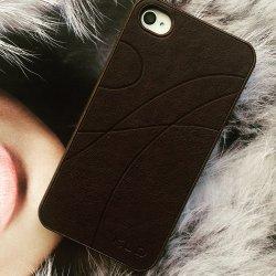 кожаные чехлы для iphone 4