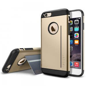 iPhone 6 Case Slim Armor S (4.7) Champagne Gold