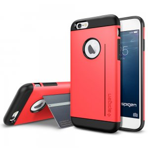 iPhone 6 Case Slim Armor S (4.7) Electric Red