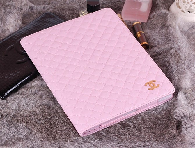 Кожаный чехол Chanel для ipad 2 3 4 350грн