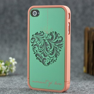 Iphone 4 4s чехол Ero tiffany heart